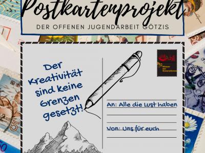 Postkartenprojekt der OJAG